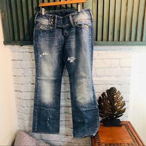 Diesel cherock Jeans size 32/43 EUC